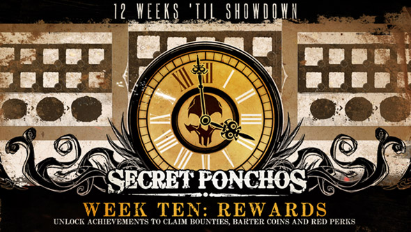 Secret Ponchos Steam Early Access Update