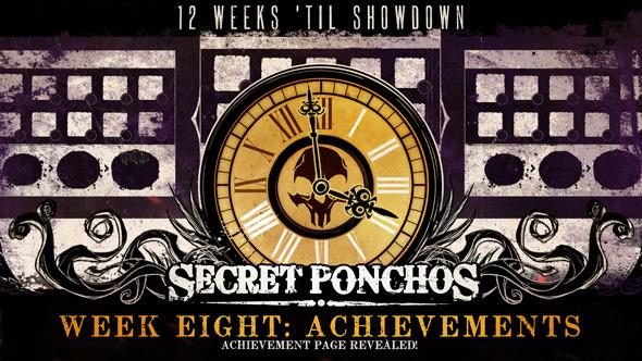 Secret Ponchos Achievements