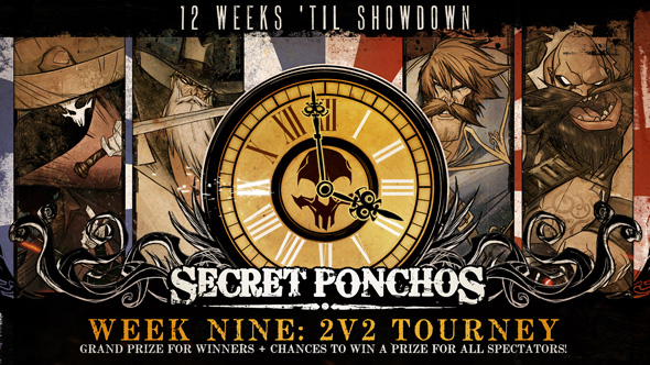 Secret Ponchos Tournament